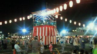 小さな夏祭り